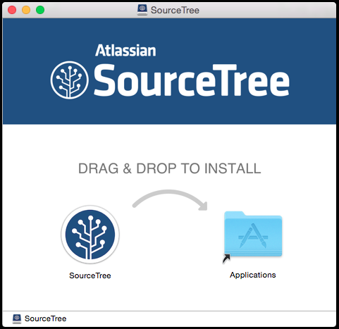 SourceTree install